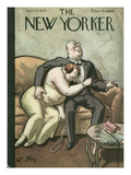 The New Yorker Cover - April 15, 1933 Regular Giclee Print by William Steig