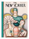 The New Yorker Cover - June 12, 1926 Premium Giclee Print by Stanley W. Reynolds