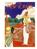 The New Yorker Cover - August 29, 1931 Premium Giclee Print by Constantin Alajalov