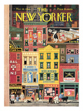 The New Yorker Cover - March 18, 1944 Regular Giclee Print by Witold Gordon