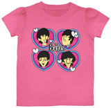 Toddler: The Beatles - Beatlemania T-Shirt