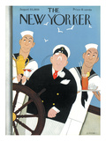 The New Yorker Cover - August 25, 1928 Regular Giclee Print by Leonard Dove