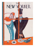 The New Yorker Cover - March 20, 1926 Premium Giclee Print by Stanley W. Reynolds