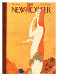 The New Yorker Cover - October 4, 1930 Regular Giclee Print by Rea Irvin