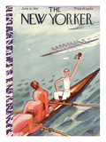 The New Yorker Cover - June 15, 1935 Premium Giclee Print by Garrett Price