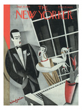 The New Yorker Cover - September 25, 1926 Premium Giclee Print by Constantin Alajalov