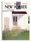 The New Yorker Cover - July 15, 1985 Premium Giclee Print by Gretchen Dow Simpson