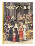 The New Yorker Cover - May 21, 2001 Regular Giclee Print by Edward Sorel