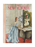 The New Yorker Cover - October 16, 1954 Giclee Print by Mary Petty