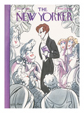The New Yorker Cover - March 17, 1928 Premium Giclee Print by Peter Arno