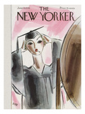 The New Yorker Cover - June 13, 1936 Regular Giclee Print by Leonard Dove