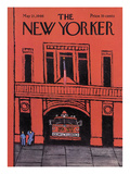 The New Yorker Cover - May 21, 1966 Regular Giclee Print by Robert Kraus