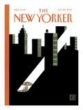 The New Yorker Cover - August 20, 2007 Premium Giclee Print by Joost Swarte