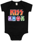 Infant: Kiss - Lil Monster T-Shirts