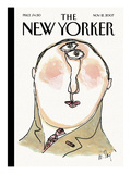The New Yorker Cover - November 12, 2007 Regular Giclee Print by William Steig
