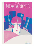 The New Yorker Cover - November 28, 1925 Regular Giclee Print by H.O. Hofman
