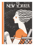 The New Yorker Cover - June 13, 1925 Regular Giclee Print by Barbara Shermund