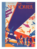 The New Yorker Cover - May 25, 1929 Regular Giclee Print by Theodore G. Haupt