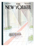 The New Yorker Cover - May 22, 2000 Regular Giclee Print by Jean-Jacques Sempé