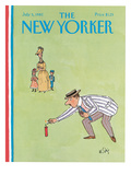 The New Yorker Cover - July 5, 1982 Regular Giclee Print by William Steig