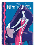 The New Yorker Cover - January 16, 1926 Premium Giclee Print by Stanley W. Reynolds