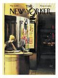 The New Yorker Cover - May 6, 1961 Premium Giclee Print by Arthur Getz
