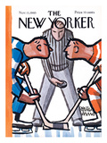 The New Yorker Cover - November 13, 1965 Premium Giclee Print by Peter Arno