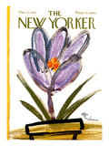 The New Yorker Cover - March 25, 1967 Premium Giclee Print by Abe Birnbaum