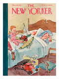The New Yorker Cover - December 26, 1936 Regular Giclee Print by Perry Barlow