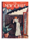 The New Yorker Cover - July 29, 1933 Premium Giclee Print by Barbara Shermund