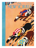 The New Yorker Cover - August 8, 1931 Regular Giclee Print by Theodore G. Haupt