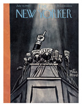The New Yorker Cover - July 10, 1948 Premium Giclee Print by Peter Arno