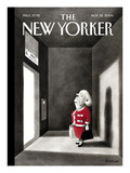 The New Yorker Cover - November 22, 2004 Premium Giclee Print by Ian Falconer