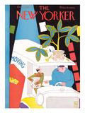The New Yorker Cover - October 1, 1927 Regular Giclee Print by Gardner Rea