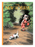 The New Yorker Cover - September 16, 1996 Regular Giclee Print by Ian Falconer