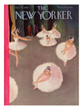 The New Yorker Cover - October 21, 1939 Premium Giclee Print by Susanne Suba