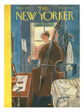 The New Yorker Cover - September 17, 1949 Premium Giclee Print by Rea Irvin
