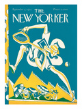 The New Yorker Cover - September 5, 1925 Regular Giclee Print by James Daugherty
