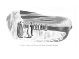 """I just got damn well fed up with being formal all the time."" - New Yorker Cartoon Premium Giclee Print by Richard Taylor"