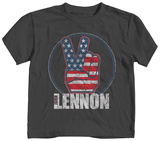 Toddler: John Lennon - Bringing Peace T-Shirts
