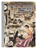 The New Yorker Cover - March 22, 1952 Regular Giclee Print by Leonard Dove