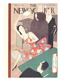 The New Yorker Cover - March 1, 1930 Premium Giclee Print by Rea Irvin