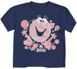 Toddler: Mr. Bubble - Vintage Bubbles T-shirts