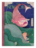 The New Yorker Cover - June 28, 1930 Regular Giclee Print by Rea Irvin
