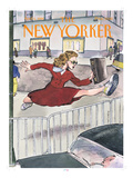 The New Yorker Cover - April 6, 1998 Regular Giclee Print by Barry Blitt