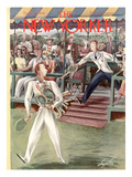 The New Yorker Cover - September 10, 1938 Premium Giclee Print by Constantin Alajalov