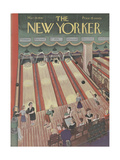 The New Yorker Cover - March 29, 1941 Regular Giclee Print by Ilonka Karasz