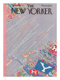 The New Yorker Cover - June 20, 1931 Premium Giclee Print by S. Liam Dunne