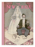 The New Yorker Cover - June 11, 1927 Regular Giclee Print by Rea Irvin