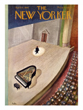 The New Yorker Cover - April 11, 1942 Premium Giclee Print by Susanne Suba